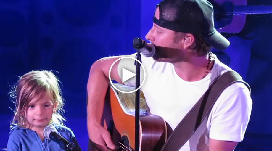 Dierks Bentley Brings Daughter On Stage For A Touching Duet