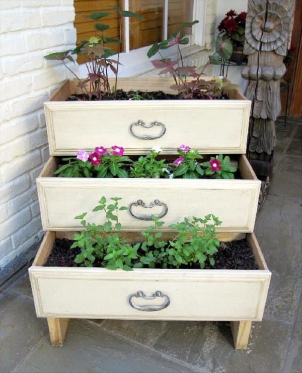 New Uses for Old Drawers